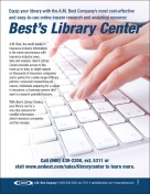 Library Journal, May, 2013